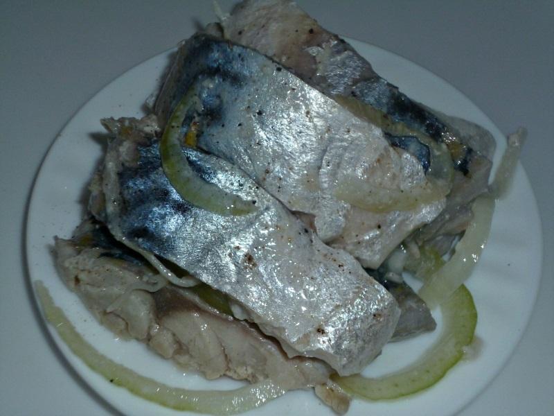 рецепт фото Сагудай из сазана
