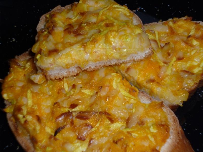 Рецепты из колбасного сыра в духовке