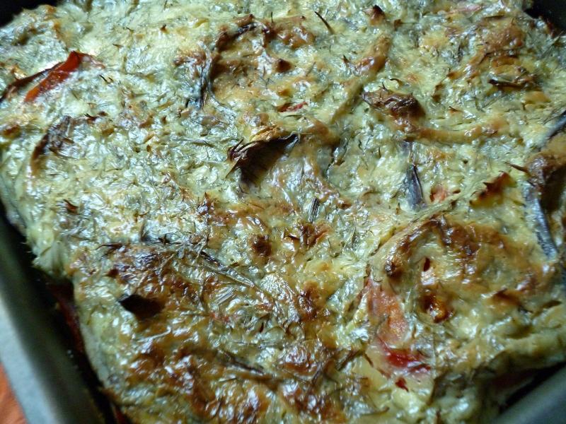 Рагу овощное с картофелем и баклажанами рецепт с фото в