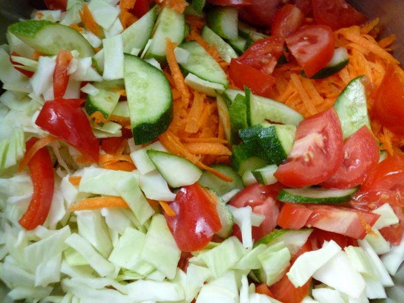 рецепт салат лето фото