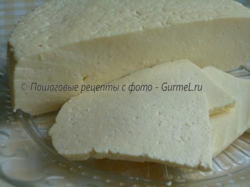P1150644p 500x375 Сыр Домашний   Gurmel