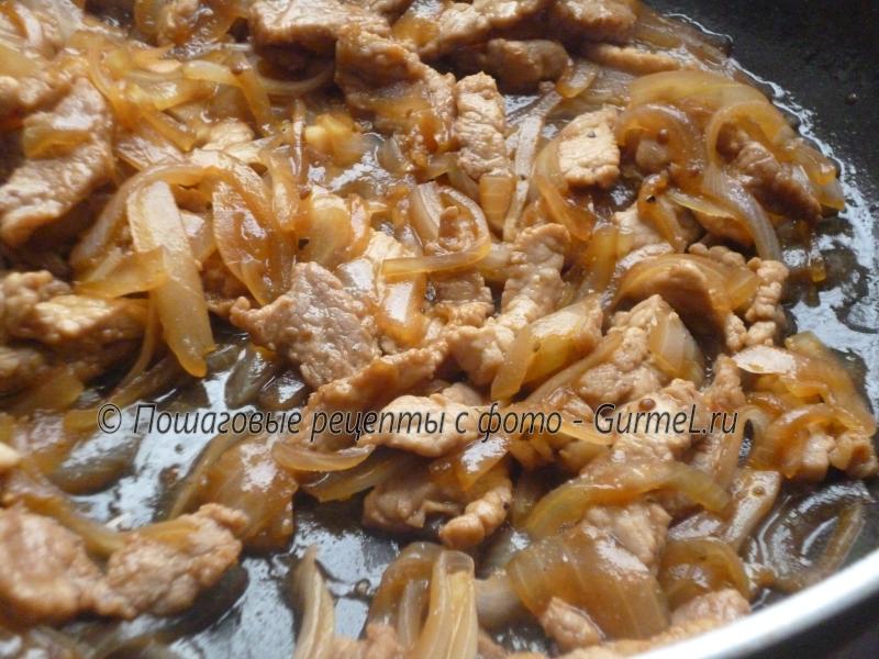 салат чафан видео пошаговый рецепт