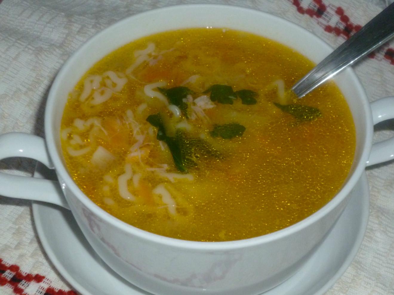 суп в мультиварке с курицей и гречкой рецепт