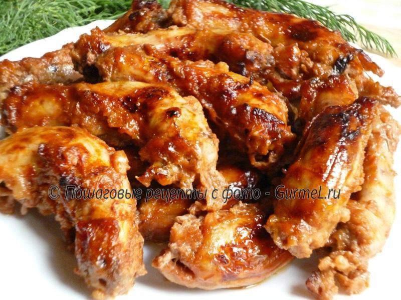 Куриные шейки рецепт с пошагово